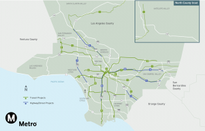 Los Angeles County Traffic Improvement Plan - Projects